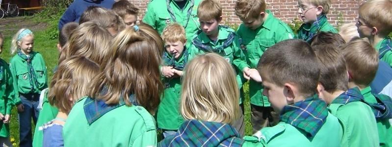 7 - 11 jaar : Welpen
